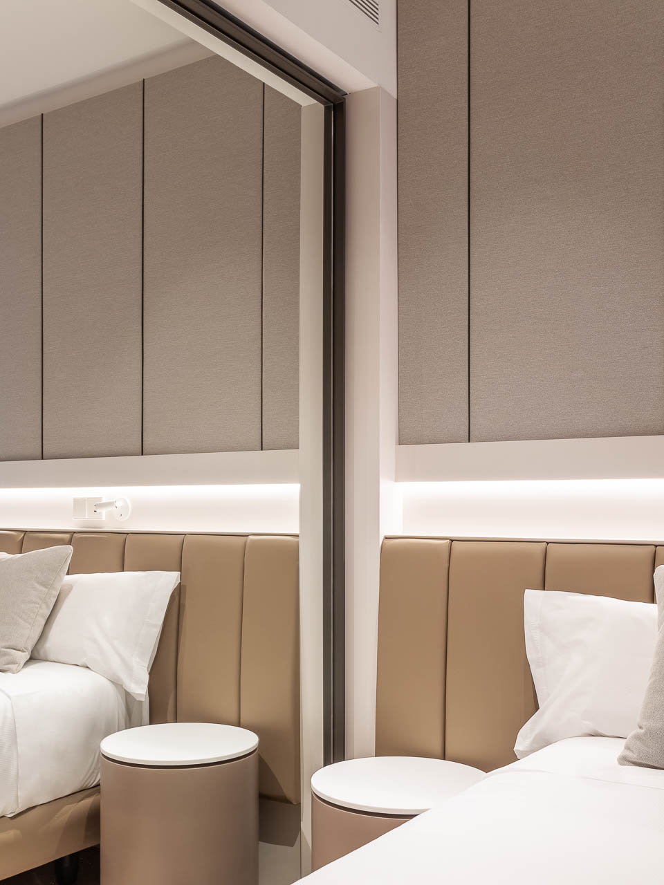 Hotel Becquer - Giordano Baly Arquitecto     Manolo Espaliú - Fotografía de Arquitectura
