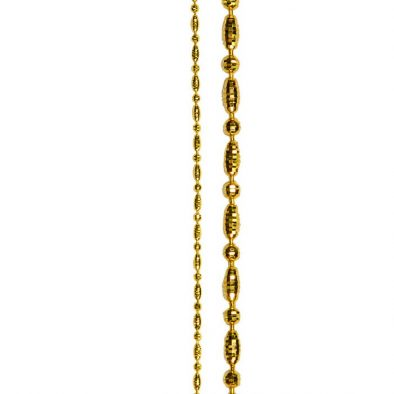 Ladies Chain – Fancy Design 22ct Yellow Gold 06