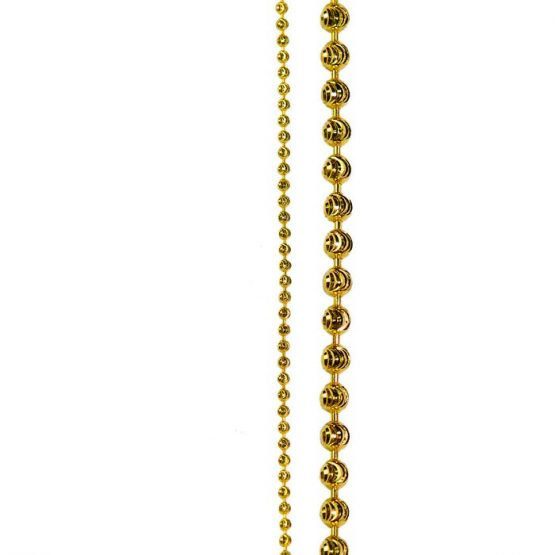 Ladies Chain – Fancy Design 22ct Yellow Gold 07