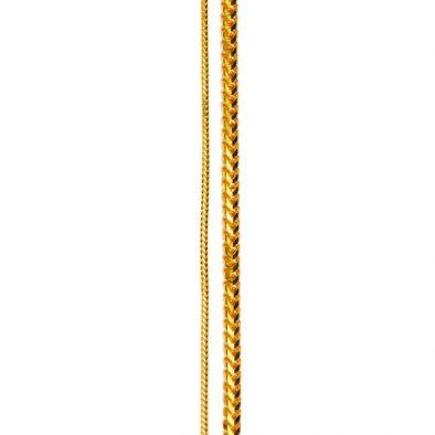 22ct Yellow Gold Chain 22