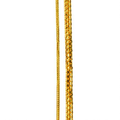 22ct Yellow Gold Chain 21