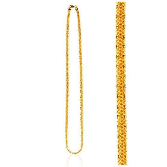 22ct Yellow Gold Chain 40