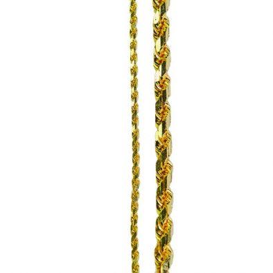 22ct Yellow Gold Chain 23