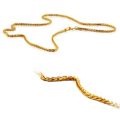22ct Yellow Gold Chain 31