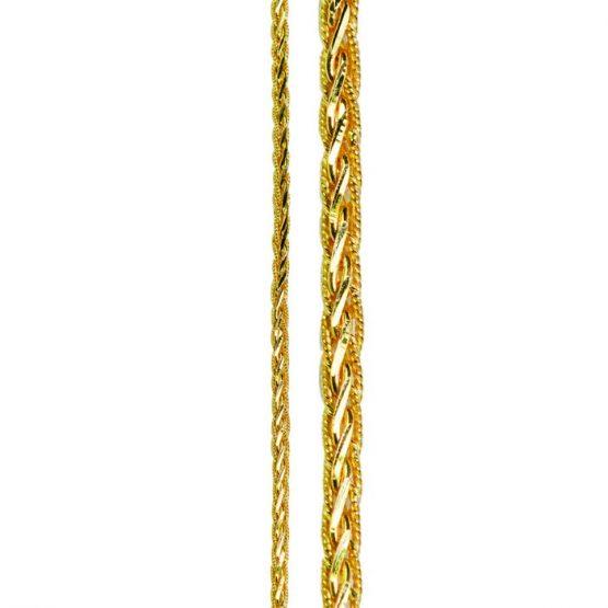 22ct Yellow Gold Chain 26