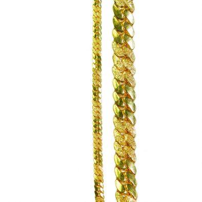 22ct Yellow Gold Chain 27
