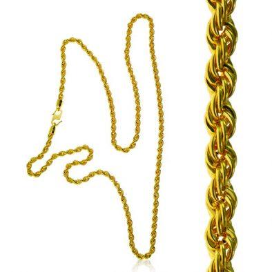 22ct Yellow Gold Chain 53