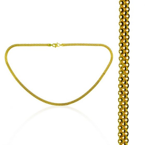 22ct Yellow Gold Chain 51