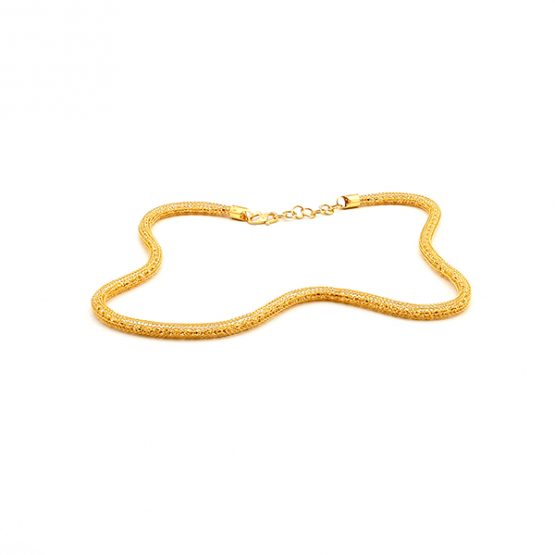 22ct Yellow Gold Chain 34