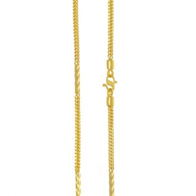 22ct Yellow Gold Chain 004