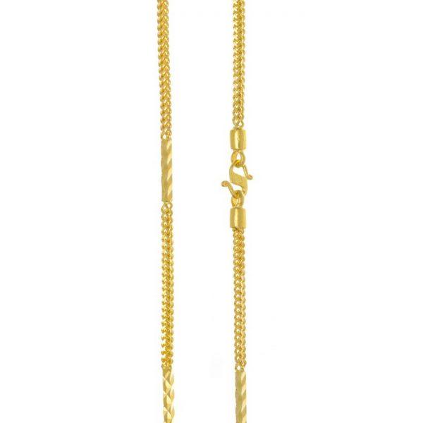 22ct Yellow Gold Chain 004