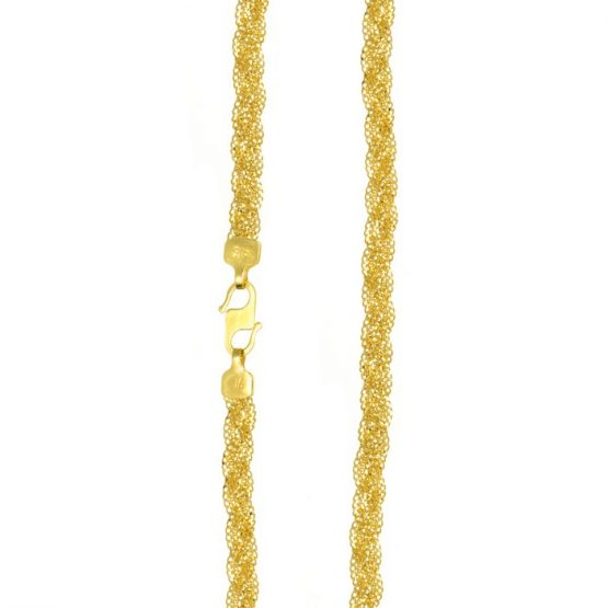 22ct Yellow Gold Chain 001