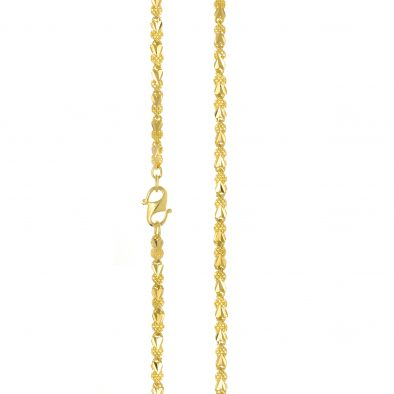 22ct Yellow Gold Chain 006