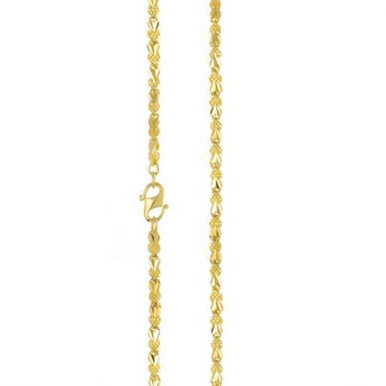 22ct Yellow Gold Chain 002