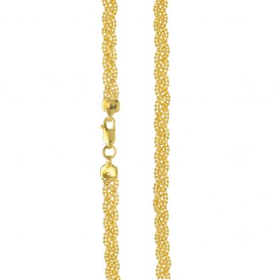 22ct Yellow Gold Chain 005