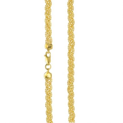22ct Yellow Gold Chain 003