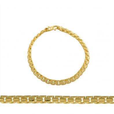 Ladies Bracelet 22ct Yellow Gold 37