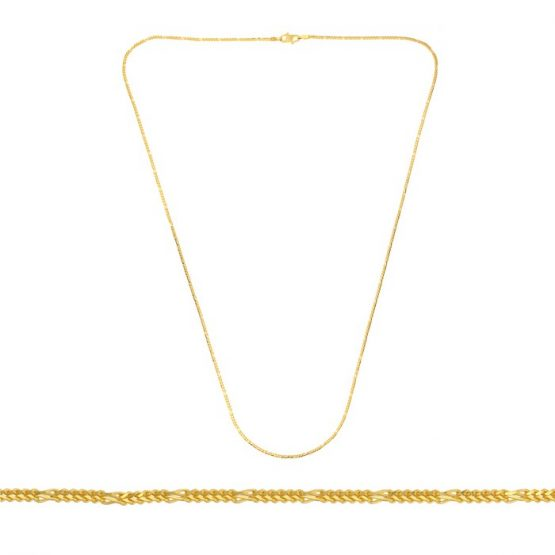 22ct Yellow Gold Chain 02