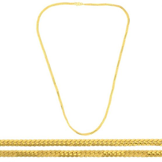 22ct Yellow Gold Chain 03