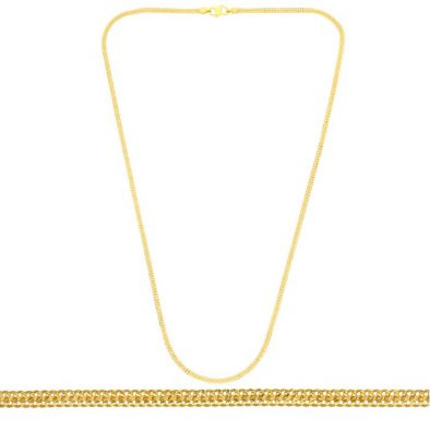 22ct Yellow Gold Chain 04