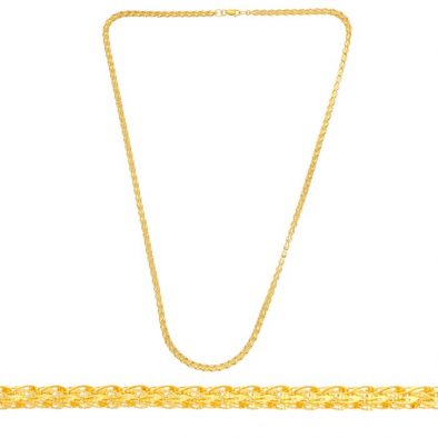 22ct Yellow Gold Chain 06
