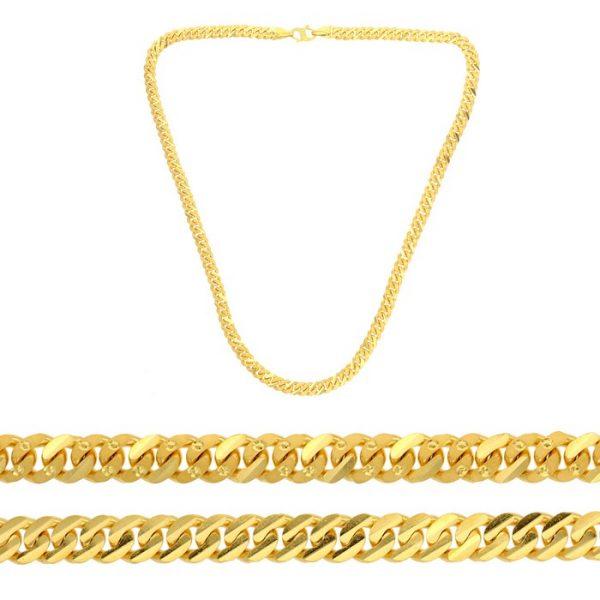 22ct Yellow Gold Chain 10