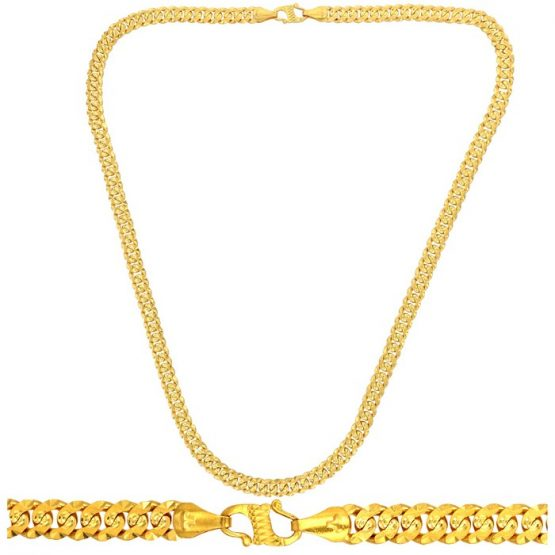 22ct Yellow Gold Chain 08
