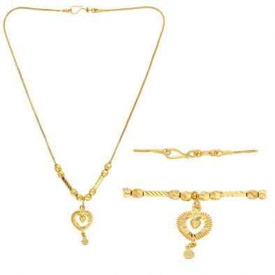 22ct Yellow Gold Heavy Necklace 02