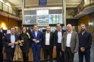 Vottun organiza un evento en la Borsa de Barcelona