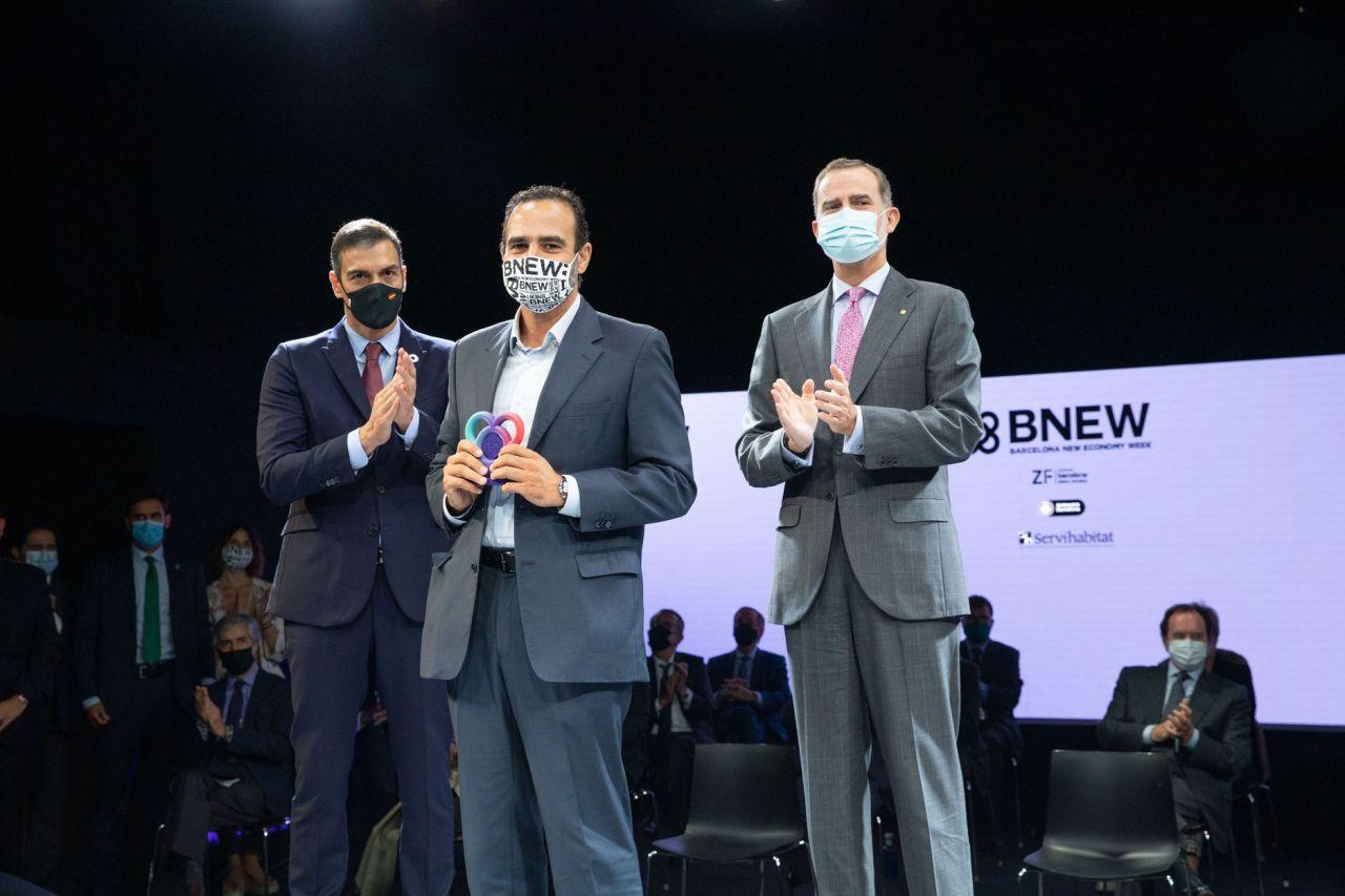 premio a la mejor innovacion bnew