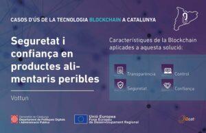 La tecnologia Blockchain en Catalunya