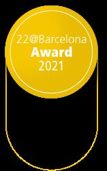 22@ Barcelona Award