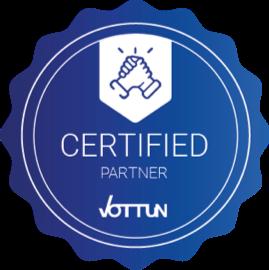 Certified Partner Badge Vottun