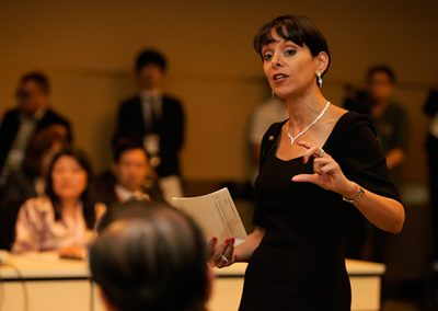 Ministerial Roundtable; Tourism Expo Japan - Tokyo