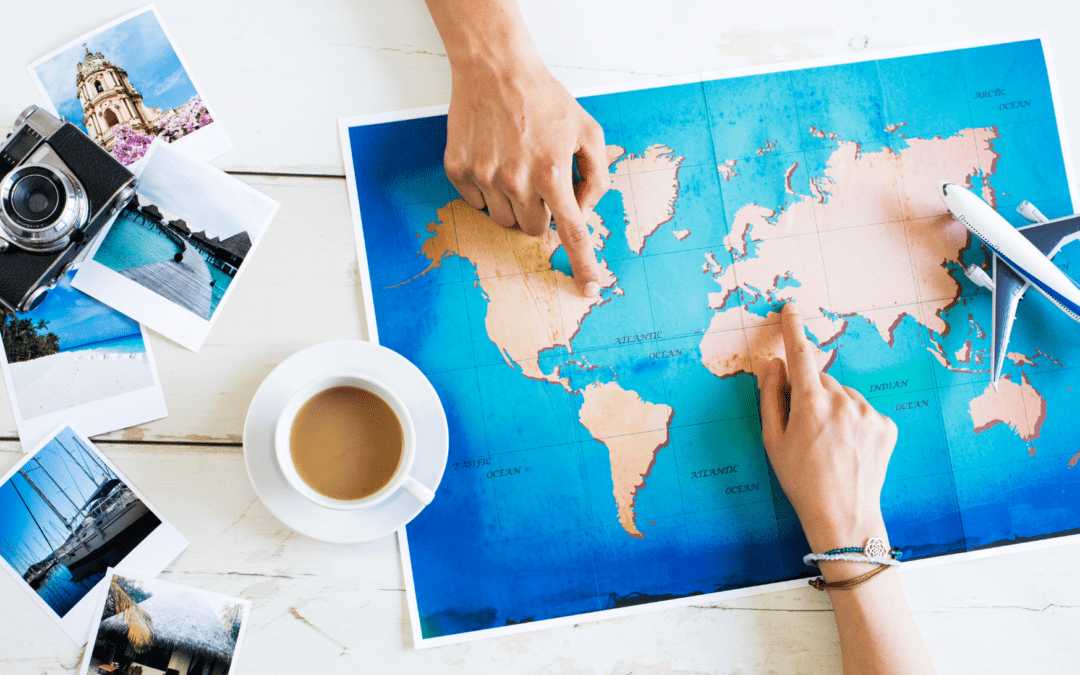 TRAVEL: WHAT DOES IT REALLY MEAN TO YOU?