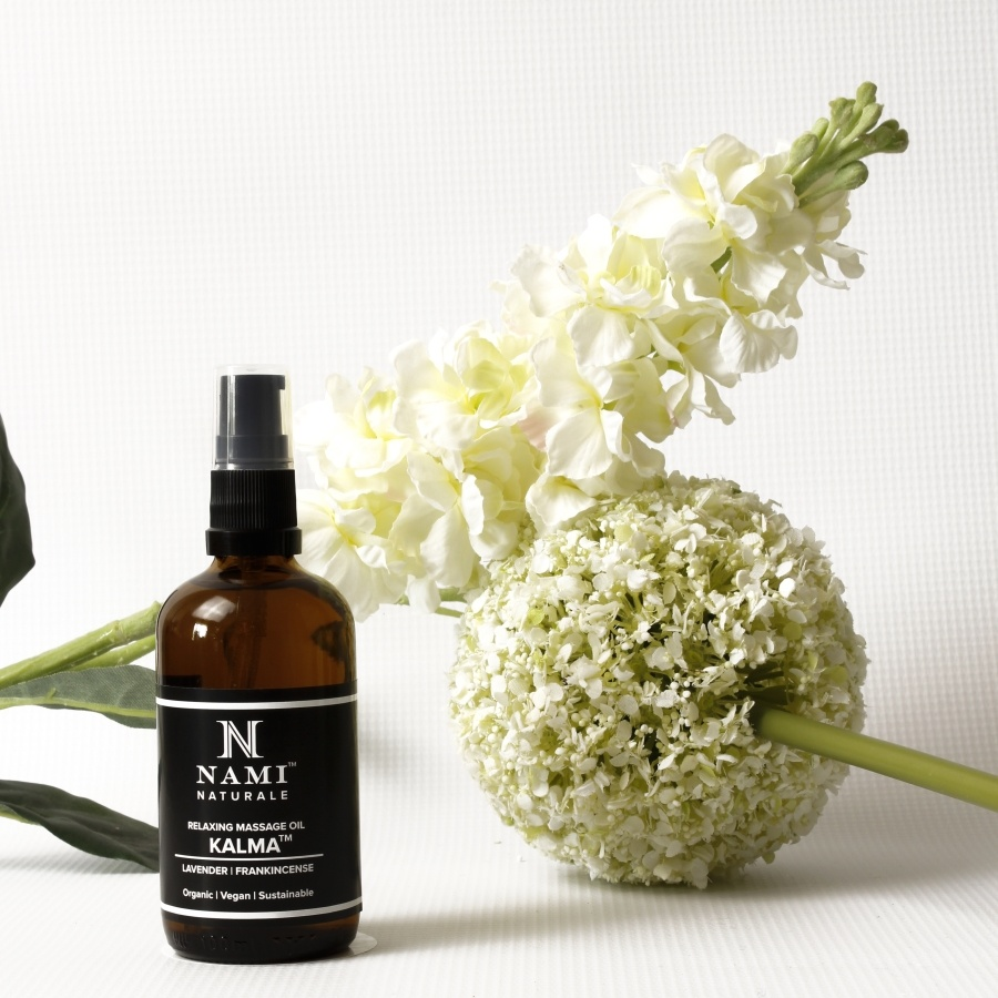 Nami Naturale Relaxing Body Massage Oil