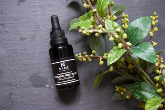 Nami Naturale Goodbye and Hello Cleansing Oil 30 ml