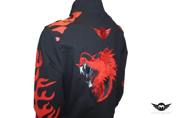 THE DRAGON DIP RED