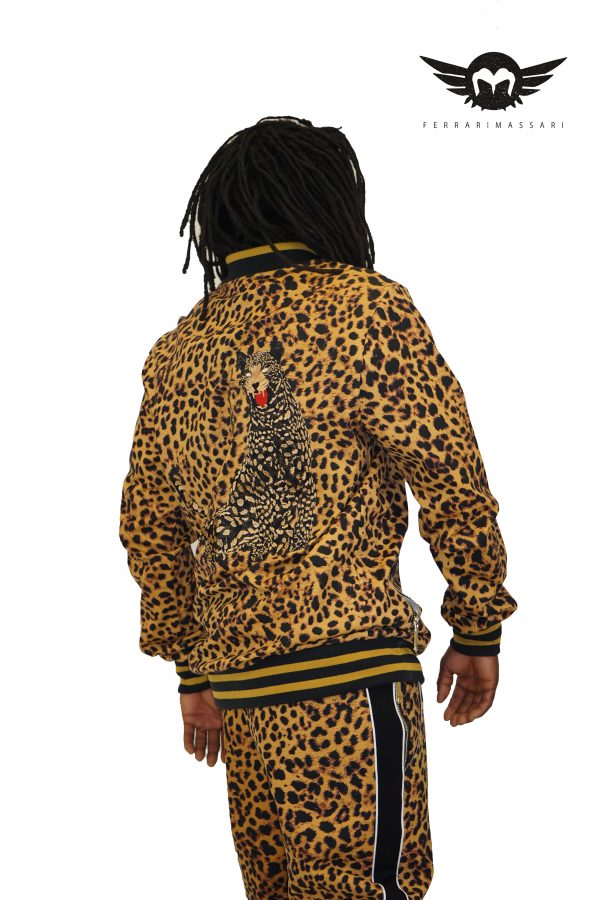 THE LEOPARD HUSTLER GOLD