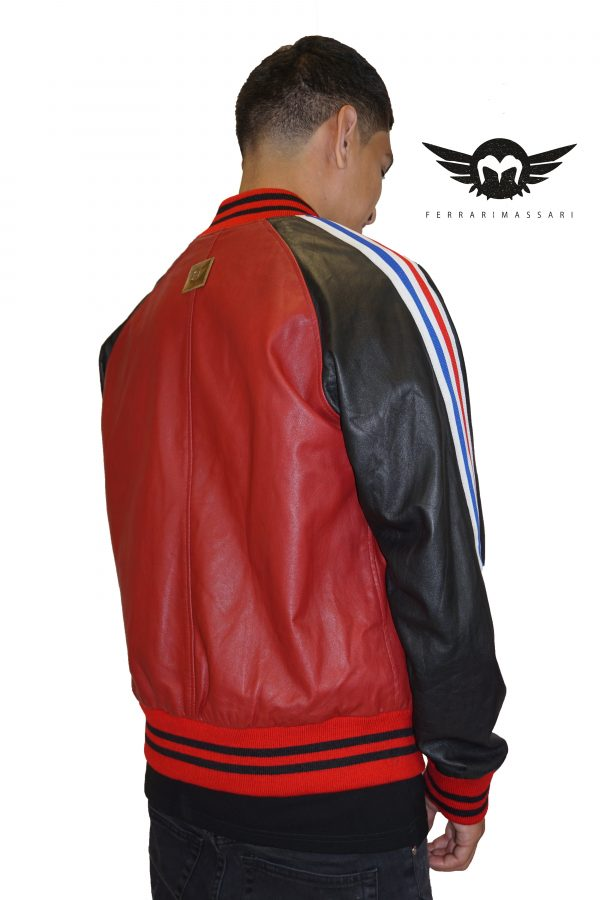 THE EARNED STRIPE LEATHER