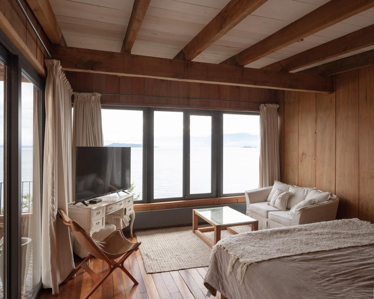 Casa Lago Ranco TIVA