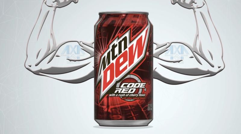 Mountain dew marketing case