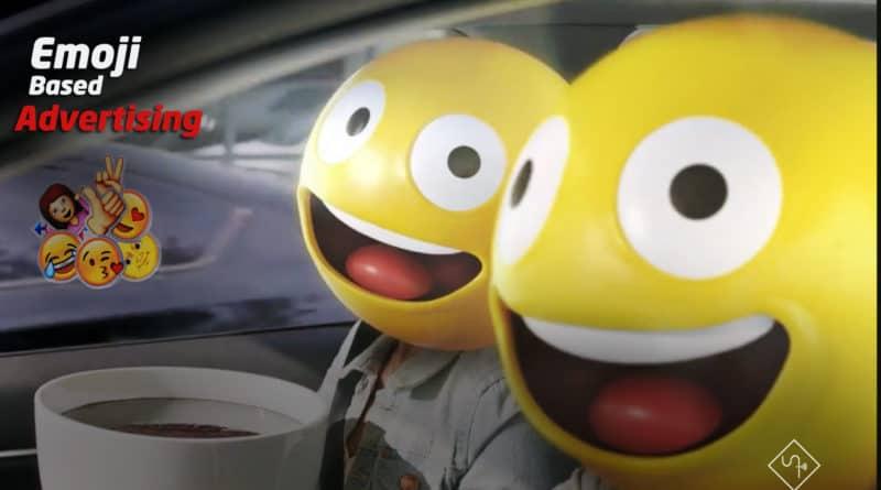 Emoji based advertising