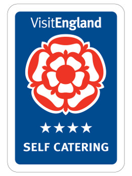 4 Star Rating from Visit England