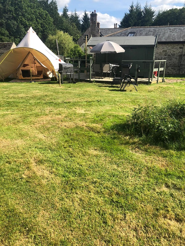 Glamping holidays in the Forest of Dean