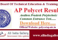 AP Polycet Result