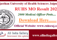 RUHS MO Result 2020