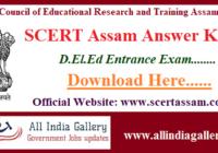 SCERT Assam Answer Key