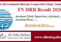 TN DRB Result 2020