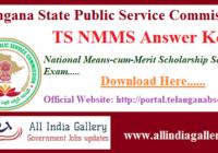 TS NMMS Answer Key